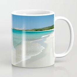Trackless Beach - Tropical Horizon Series Coffee Mug