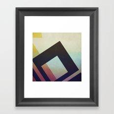 GeoK21 Framed Art Print