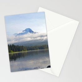 Morning at Mt. Hood Stationery Cards