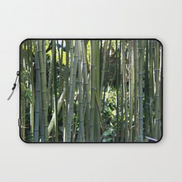 Bamboo zen calm Laptop Sleeve
