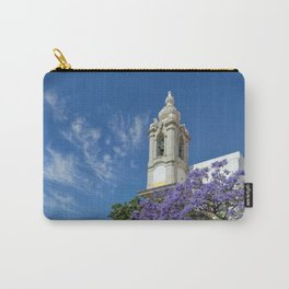 Do Carmo church, Faro Carry-All Pouch