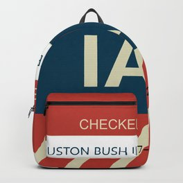 George Bush Intercontinental Airport Backpack