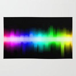 Soundwave cells Rug