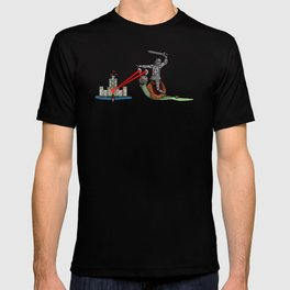 The Knight and the Snail - Random edition T-shirt