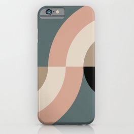Contemporary Composition 33 iPhone Case