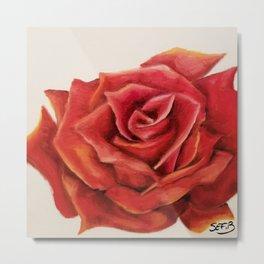 Rose.1 Metal Print