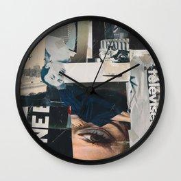FinTv Wall Clock