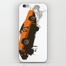 Put your Dukes UP! iPhone Skin