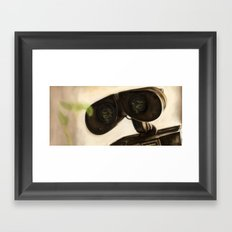 It Only Takes a Moment Framed Art Print