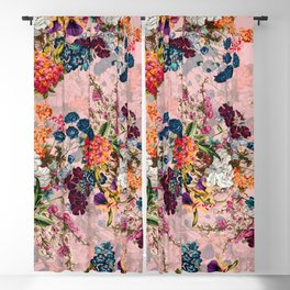 Summer Botanical Garden VIII - II Blackout Curtain