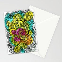 Flower of Faith Stationery Cards