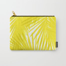 Palms Yellow Carry-All Pouch