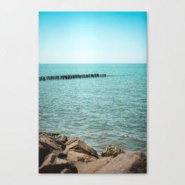 Nature photo - vacation destination Canvas Print