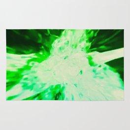 Vert aqua Rug