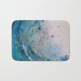 Bombora...ghost surfer Bath Mat