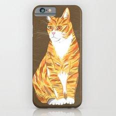 Ginger cat Slim Case iPhone 6s