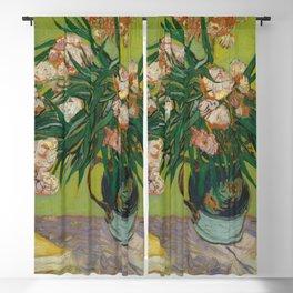 Oleanders, 1888 - Vincent van Gogh Blackout Curtain