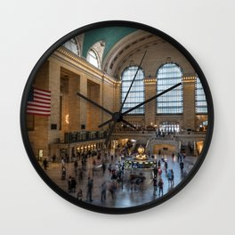 Grand Central Station, New York Wall Clock
