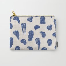 girls hair Carry-All Pouch