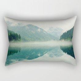 Like a Mirror Rectangular Pillow
