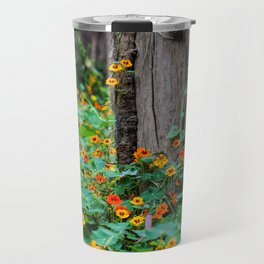 Stern Grove Flowers Travel Mug