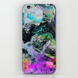 Abstract Melt III iPhone Skin