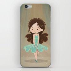 Little Ballerina iPhone & iPod Skin