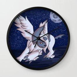 Mega Absol Wall Clock