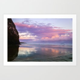 Beauty at the Horizon Art Print