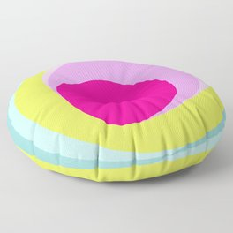 closer Floor Pillow