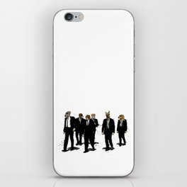 Reservoir Dawgs iPhone Skin