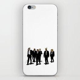 Reservoir Dawgs iPhone Skin