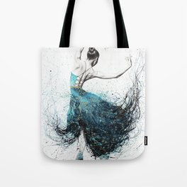 Gold River Dance Tote Bag