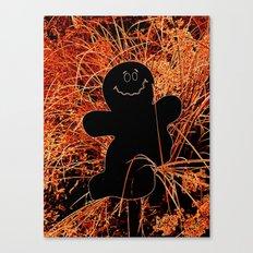 Boo! Canvas Print
