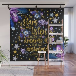 A Court of Mist and Fury - To The Stars Wall Mural