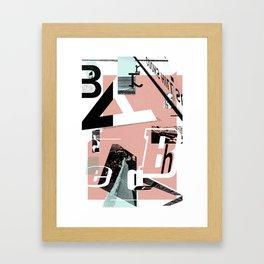 Bar Beach Framed Art Print