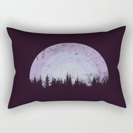 Gloomy Sun Rectangular Pillow