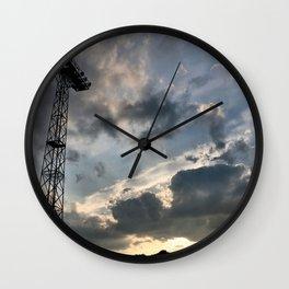 To Destiny Wall Clock