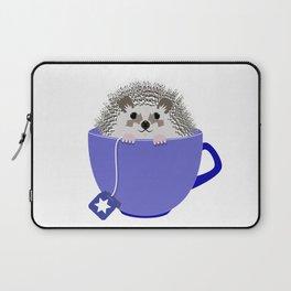 Kosher Chanukah Holiday Hedgehog Laptop Sleeve