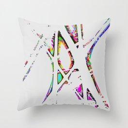 PiXXXLS 811 Throw Pillow