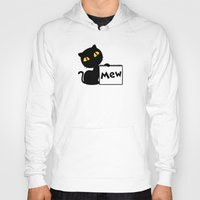 mew Hoodies featuring Mew by Tem's House