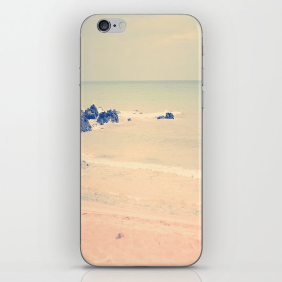 A Dream With You In It iPhone & iPod Skin