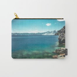 Summertime Lakeside - Crater Lake Carry-All Pouch