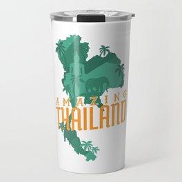 Amazin Thailand Travel Mug