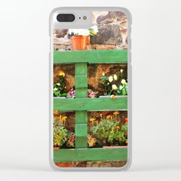 PaLLet Clear iPhone Case