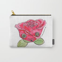 """""""Oro?"""" Valentine's Rose Carry-All Pouch"""