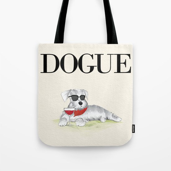 Dogue Tote Bag