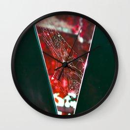 Web of Lies Wall Clock