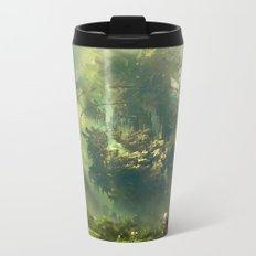 Abstract War Travel Mug