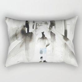 London and me Rectangular Pillow